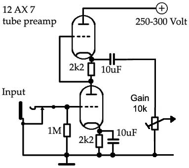 Electrical Diagram Fuel Gauge moreover YnJhaW4tc2NoZW1hdGlj besides Downloads additionally Build Your Own Mini Altoids Guitar   For About 5 0135412 together with Phono2. on amp tube diagram